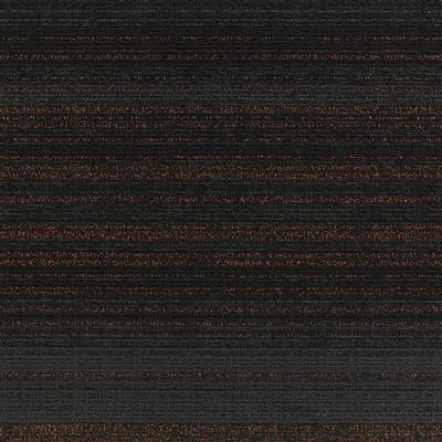 Burmatex Hadron Carpet Tiles - Rust