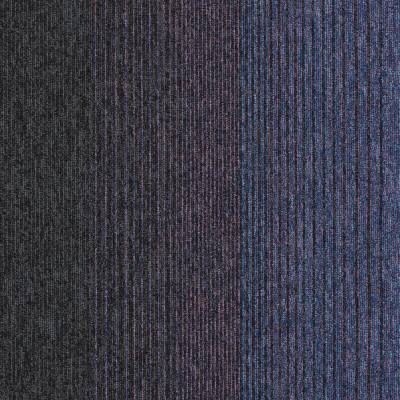 Interface Employ Lines Carpet Tiles - Iridescent