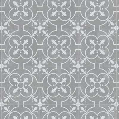 Beauflor Coventry Victorian Tile Vinyl