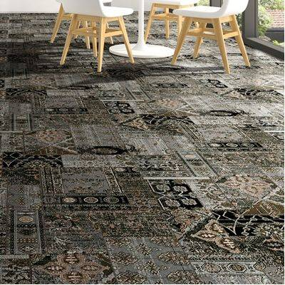JHS Park Royal Exclusive Wilton Carpet - Almeria Grey