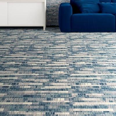JHS Park Royal Exclusive Wilton Carpet - Stratus Blue