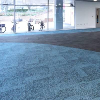 Burmatex Rainfall Carpet Tiles