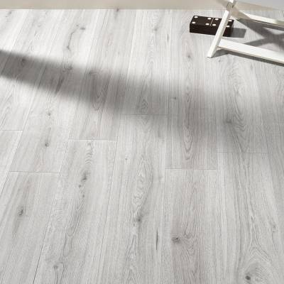 Lifestyle Floors Harrow 4v Laminate - Grey Oak 8mm
