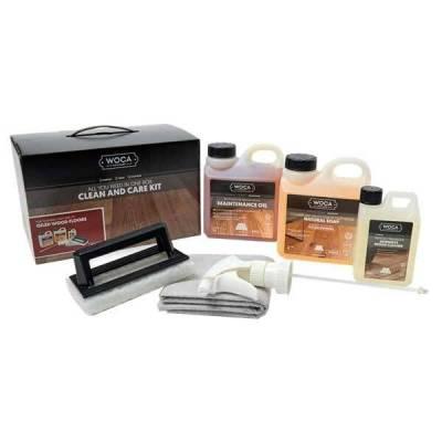Furlong Flooring Woca Oiled Floor Cleaning Kit