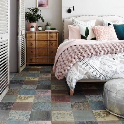 Lifestyle Floors Colosseum Large Tiles (914mm x 457mm) - Block Art