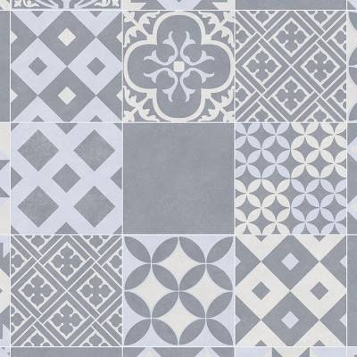 Lifestyle Floors Amadora Chalk Baroque Vinyl