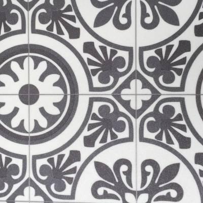 Beauflor Classic Victorian Tile Vinyl (1m x 2m)