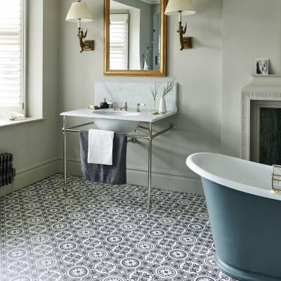 Beauflor Classic Victorian Tile (1m x 2m)