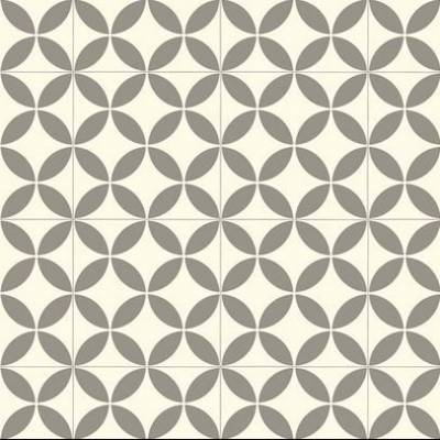 Beauflor Grey Rococco Vinyl (1m x 2m)