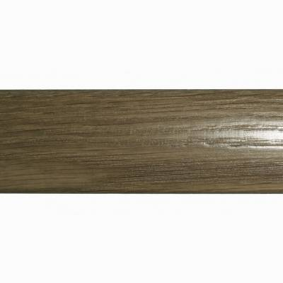 Parallel Solid Oak Trims - End Profile (990mm Long) - Antique