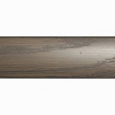 Parallel Solid Oak Trims - End Profile (990mm Long) - Dark Oak