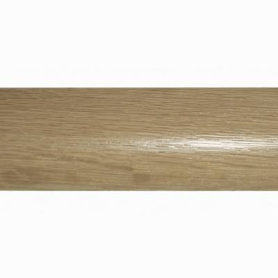 Parallel Solid Oak Trims - Ramp Profile (990mm Long) - Light Oak