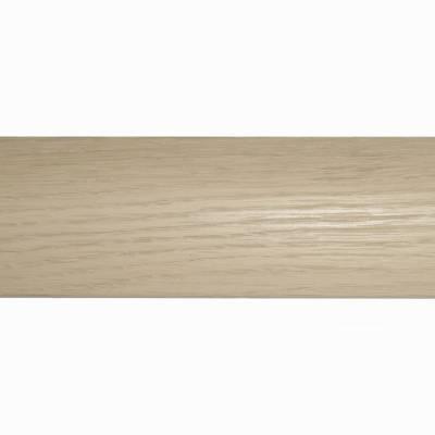 Parallel Solid Oak Trims - Ramp Profile (990mm Long) - Pale Oak