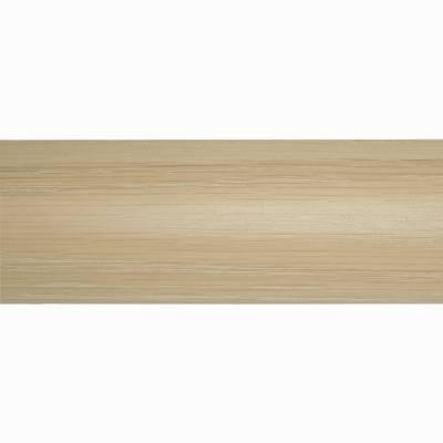 Parallel Solid Oak Trims - Ramp Profile (990mm Long) - Pebble Matt