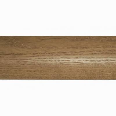 Parallel Solid Oak Trims - Ramp Profile (990mm Long) - Warm Oak