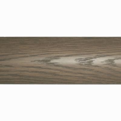 Parallel Solid Oak Trims - Ramp Profile (990mm Long) - Latte Matt