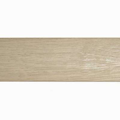 Parallel Solid Oak Trims - Twin Profile (3m Long) - Pale Oak