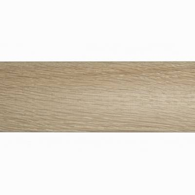 Parallel Solid Oak Trims - Twin Profile (3m Long) - Pebble Matt