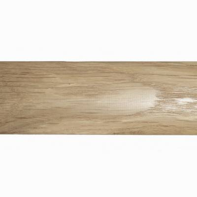 Parallel Solid Oak Trims - Twin Profile (990mm Long) - Light Oak