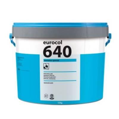 Eurocol 640 Eurostar 12kg - Flotex & Vinyl Adhesive