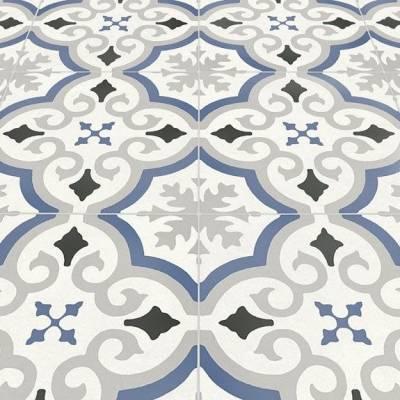 Mediterranean Tile Vinyl