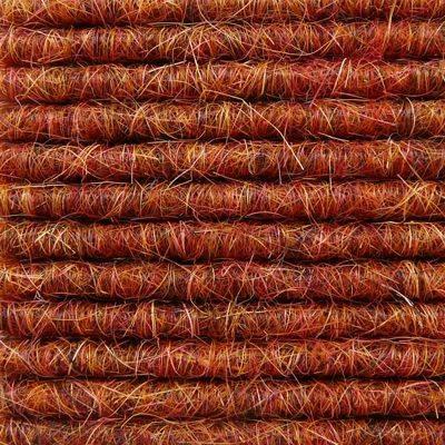 JHS Tretford Cord - Burnt Orange (5m x 2m)