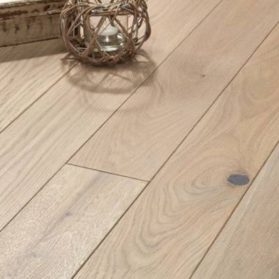 Smoked White Oak 120mm Wide - 14mm Engineered Oak