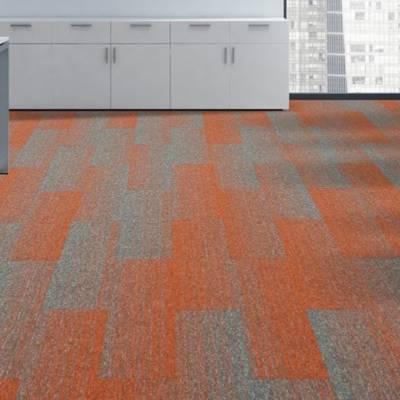Burmatex Tivoli Mist Carpet Tile Planks