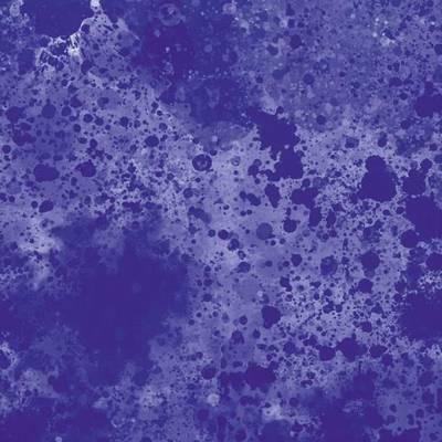 Sarlon Colour Vinyl - Indigo Color Splash