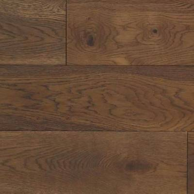 Furlong Flooring Mont Blanc Toddy Oak Brushed & UV Oiled 220mm