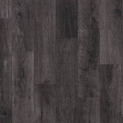 Flotex Wood HD - Blackened Oak (2m Wide)
