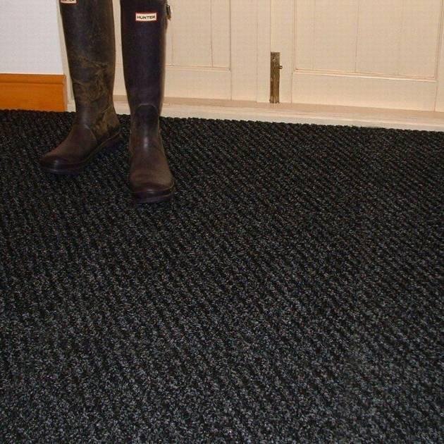 Guardian Barrier Tiles - Black